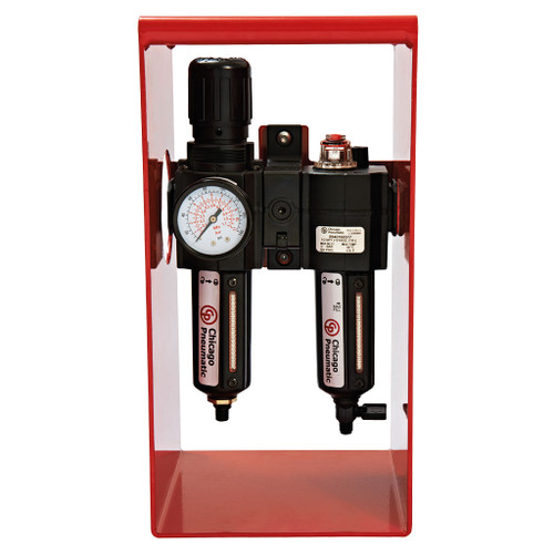 "FRL STAND FOR 1/2"" METALLIC by CP Chicago Pneumatic - 6158120450"