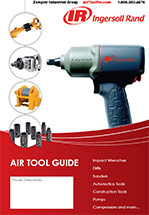 Ingersoll Rand Air Tool Guide Brochure at AirToolPro.com
