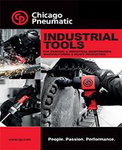 CP Chicago Pneumatic Industrial Tools Product Catalog