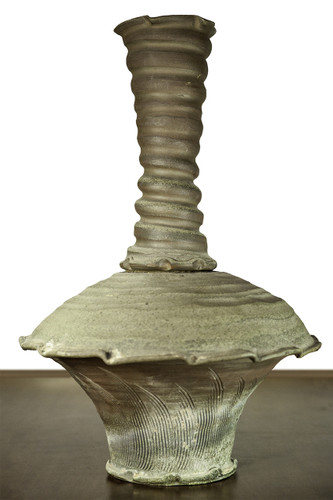 Sculptural Stack, Roughly 26 Inches Tall by 16 Inches Wide: $17,995