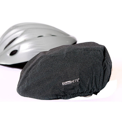 Waterproof Helmet Cover in Black