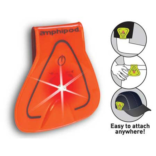Amphipod Magnetic Clip-On Vizlet LED