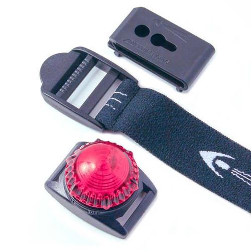 Adventure Lights Guardian LED Running Light - UNPACKAGED - RED