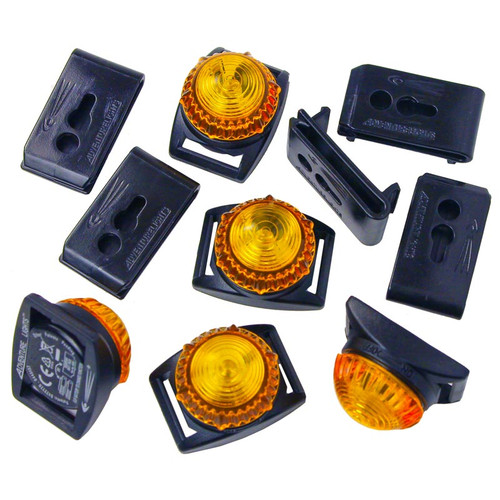 BULK Adventure Lights Guardian LED Expedition Light YELLOW