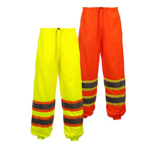 3803-3804 Class E Two-Tone Mesh Pants
