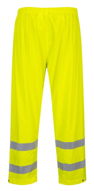 Portwest Sealtex Ultra Reflective Pants: Back View