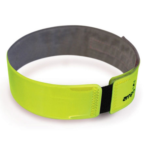Amphipod Stretch Bright Arm Band in Bright Lime