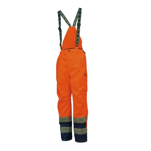 Helly Hansen Mannheim Insulated Pant in ANSI Orange/Navy