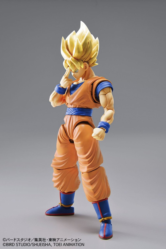 Bandai Figure-Rise Standard 105411 SUPER SAIYAN SON GOKOU Plastic Model Kit