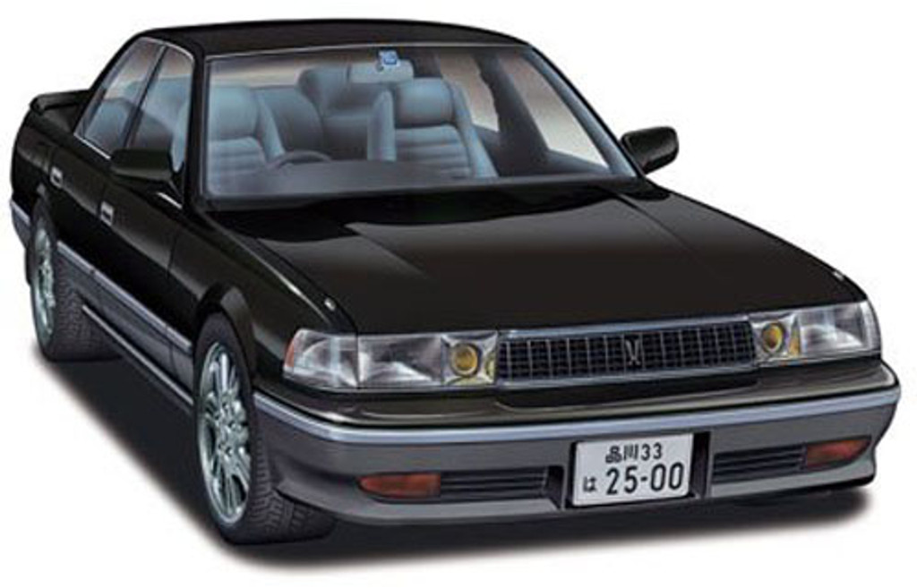 Fujimi ID-122 Toyota Cresta 2.5GT Twin Turbo 1991 1/24 Scale Kit 039572