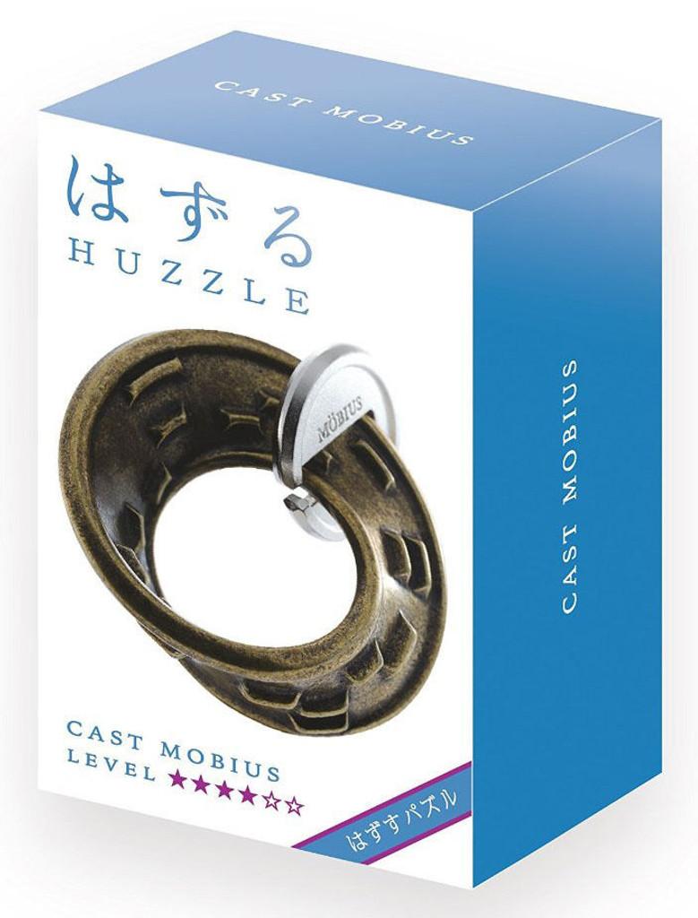 Hanayama Cast Huzzle (Puzzle) Cast MOEBIUS