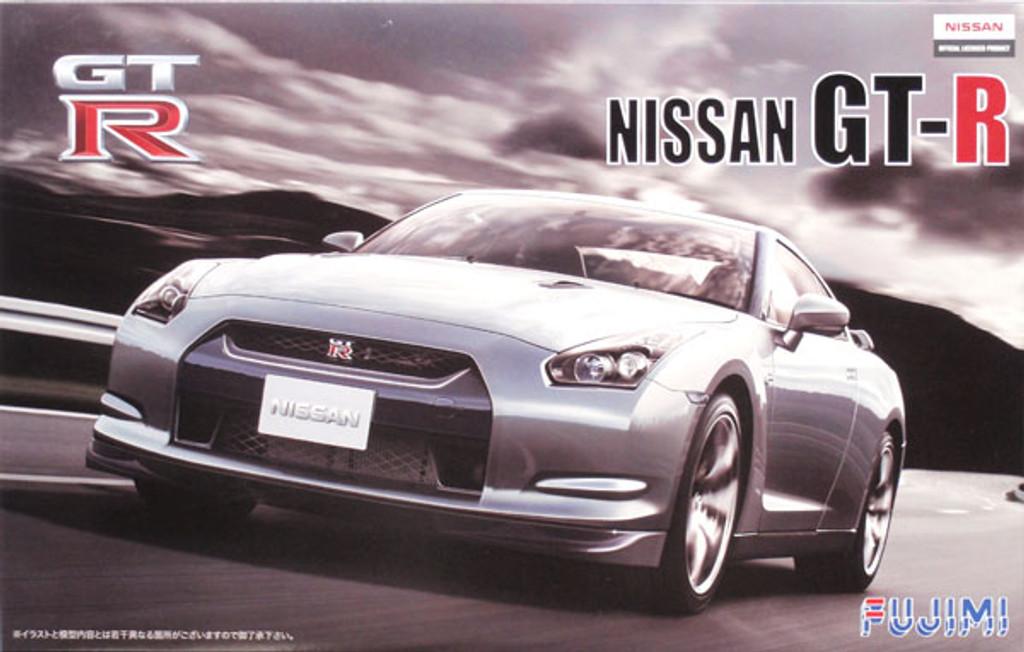 Fujimi ID-2 Nissan GT-R R35 1/24 Scale Kit