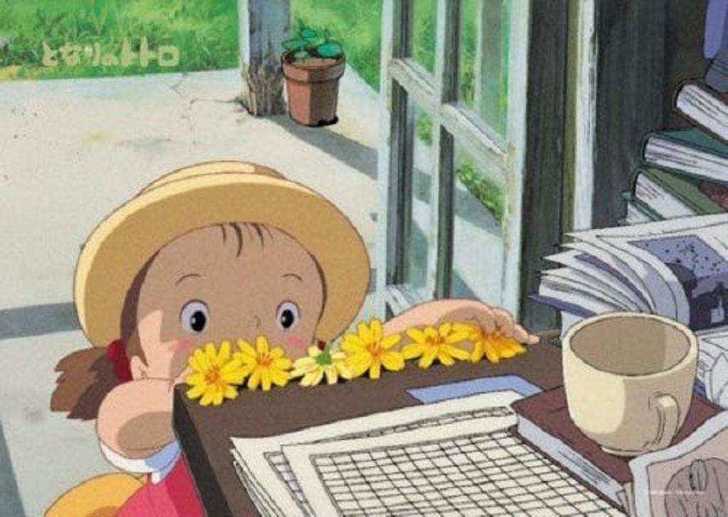 Ensky Jigsaw Puzzle 108-232 My Neighbor Totoro Studio Ghibli (108 Pieces)