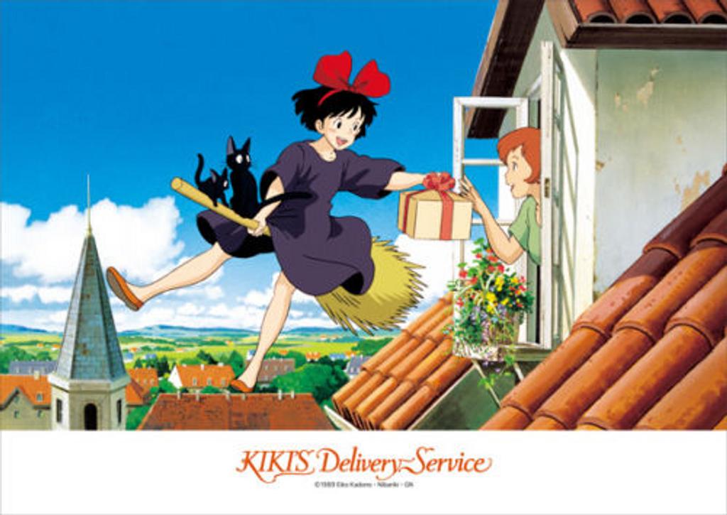 Ensky Jigsaw Puzzle 108-274 Kikis Delivery Service Studio Ghibli (108 Pieces)
