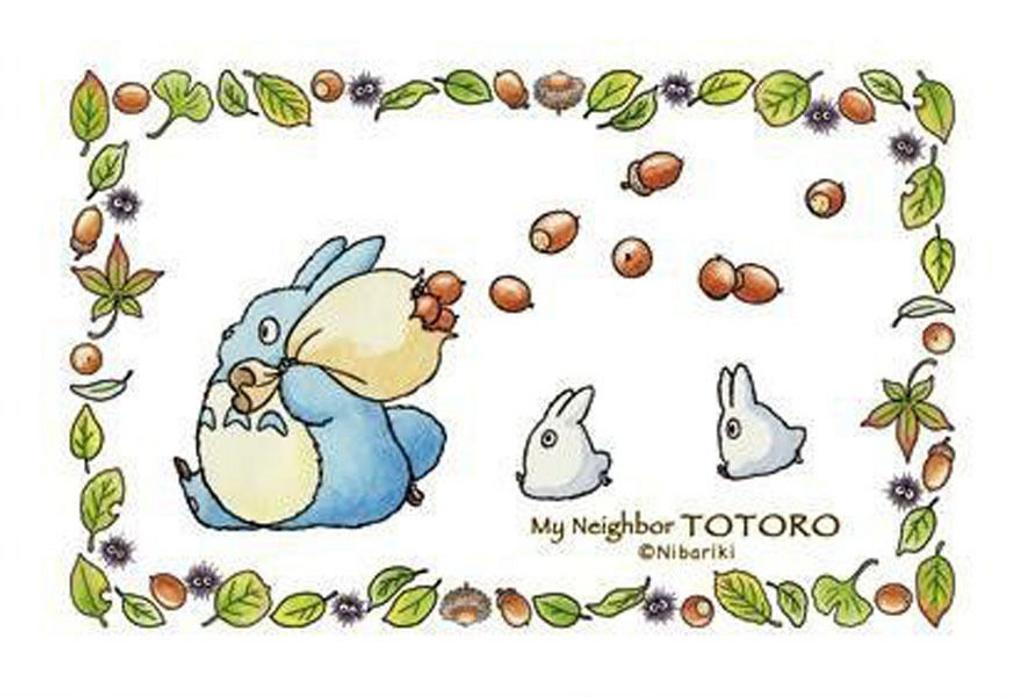 Ensky Jigsaw Puzzle 150-G03 My Neighbor Totoro Studio Ghibli (150 S-Pieces)