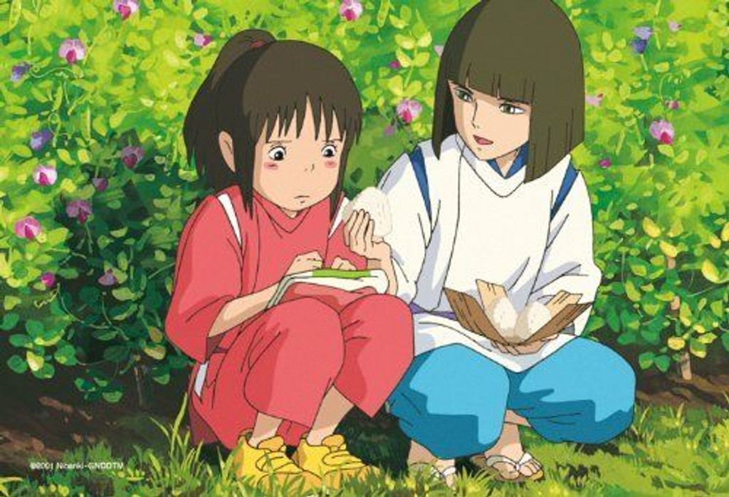 Ensky Jigsaw Puzzle 150-G15 Spirited Away Studio Ghibli (150 S-Pieces)
