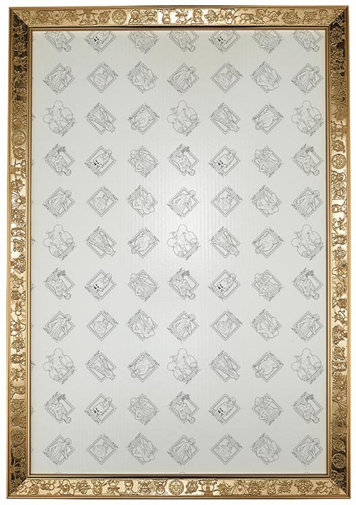 Ensky Jigsaw Puzzle Frame for 300 Pcs / 108 L-Pcs One Piece Jigsaw (26x38cm)