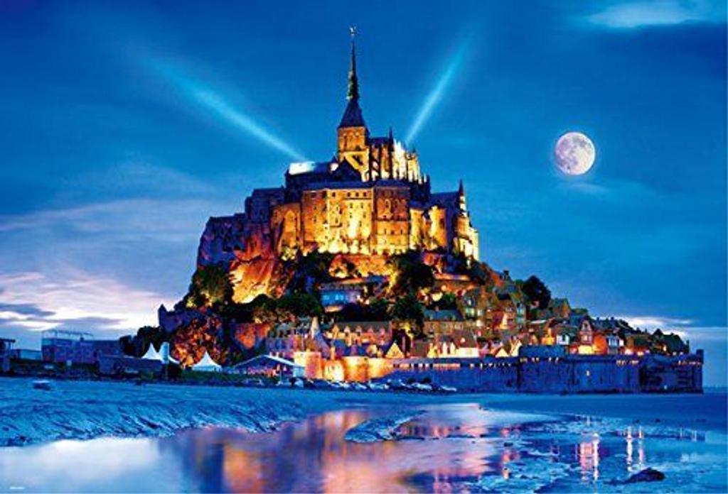 Beverly Jigsaw Puzzle 51-202 Mont Saint-Michel France (1000 Pieces)