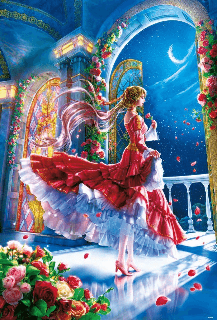 Beverly Jigsaw Puzzle 81-096 Fantasy Art Juliet (1000 Pieces)