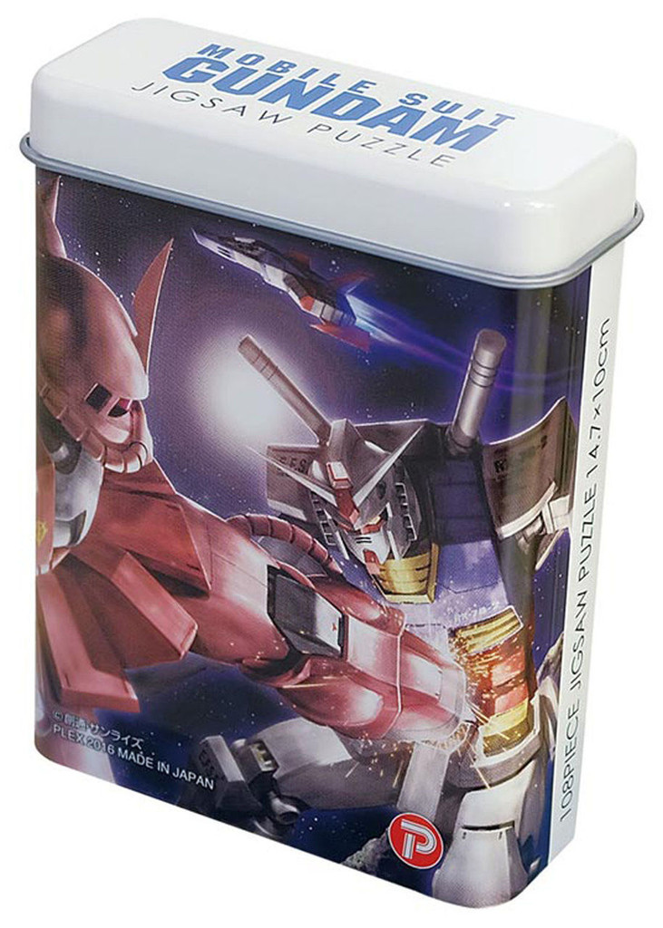 Beverly Jigsaw Puzzle M108-184 Mobile Suit Gundam (108 S-Pieces)