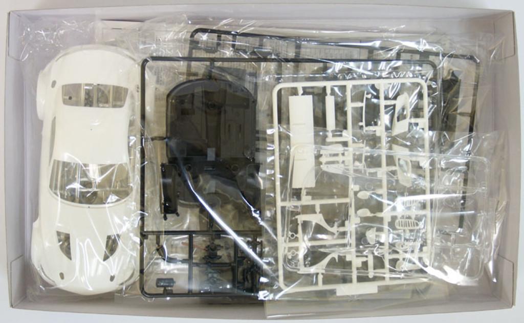 Fujimi RS-31 BMW Z4 GT3 1/24 Scale Kit