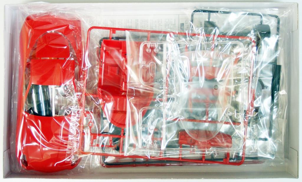 Fujimi RS-50 Ferrari 599 GTB Fiorano 1/24 Scale Kit