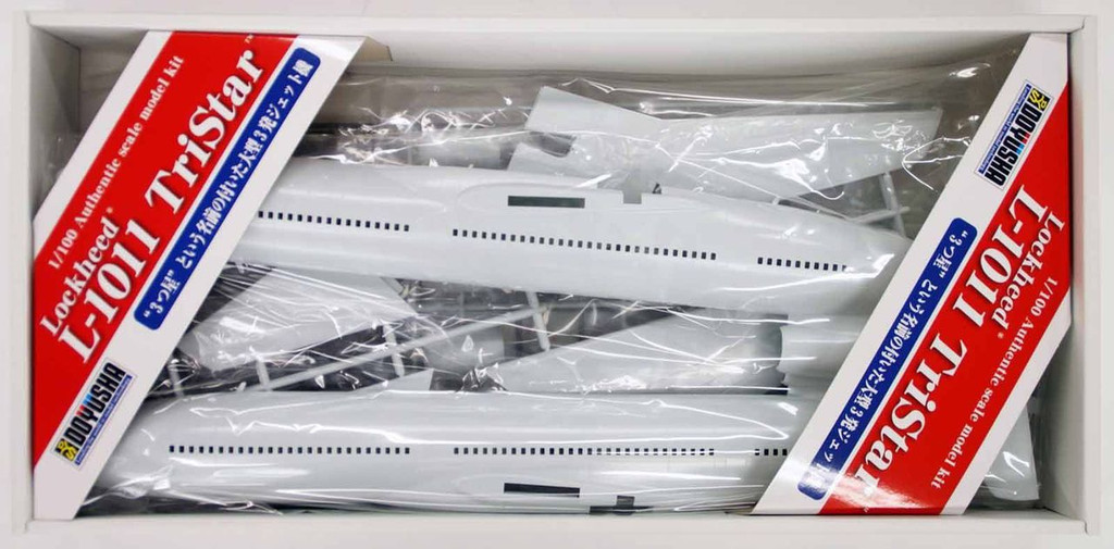 Doyusha 420423 Lockheed L-1011 TriStar ANA Nippon Airway 1/100 Scale Plastic Kit