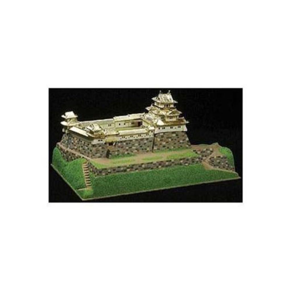 Doyusha JG6 Japanese Wakayama Castle 1/550 Scale Plastic Kit 4975406100769