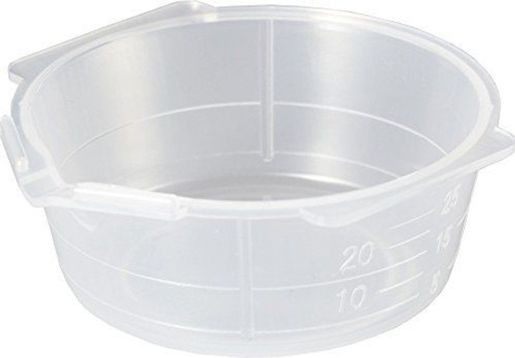 GSI Creos Mr.Hobby GT76 Mr. Measuring Cup (6 pcs.)