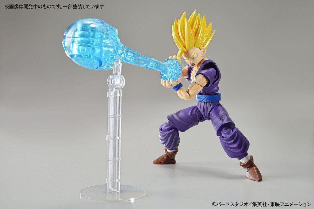 Bandai Figure-Rise Standard 090618 SUPER SAIYAN 2 SON GOHAN Plastic Model Kit