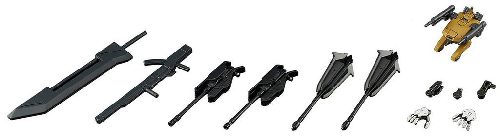 Bandai Iron-Blooded Orphans Option Set 5 & Tekkadan Mobile Worker 1/144 Scale Kit