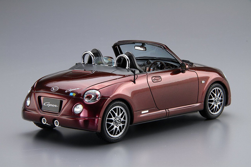 Aoshima 52273 The Model Car 19 L880K Copen Ultimate Edition '06 1/24 Scale Kit