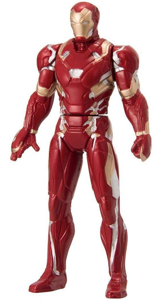 Takara Tomy Marvel Metakore Metal Figure Iron Man Mark 46 (4904810869726)