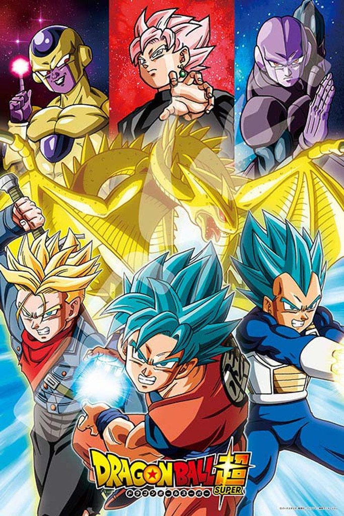 Ensky Jigsaw Puzzle 1000-570 Dragon Ball Super (1000 Pieces)