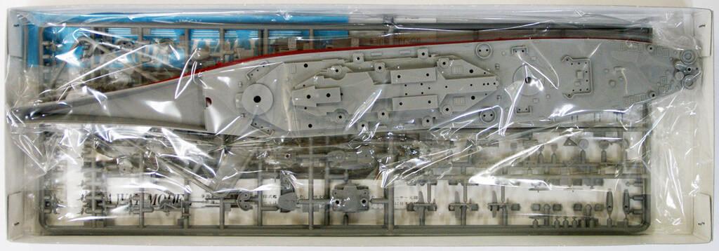 Fujimi SWM21 BattleShip Missouri 1/700 Scale Kit