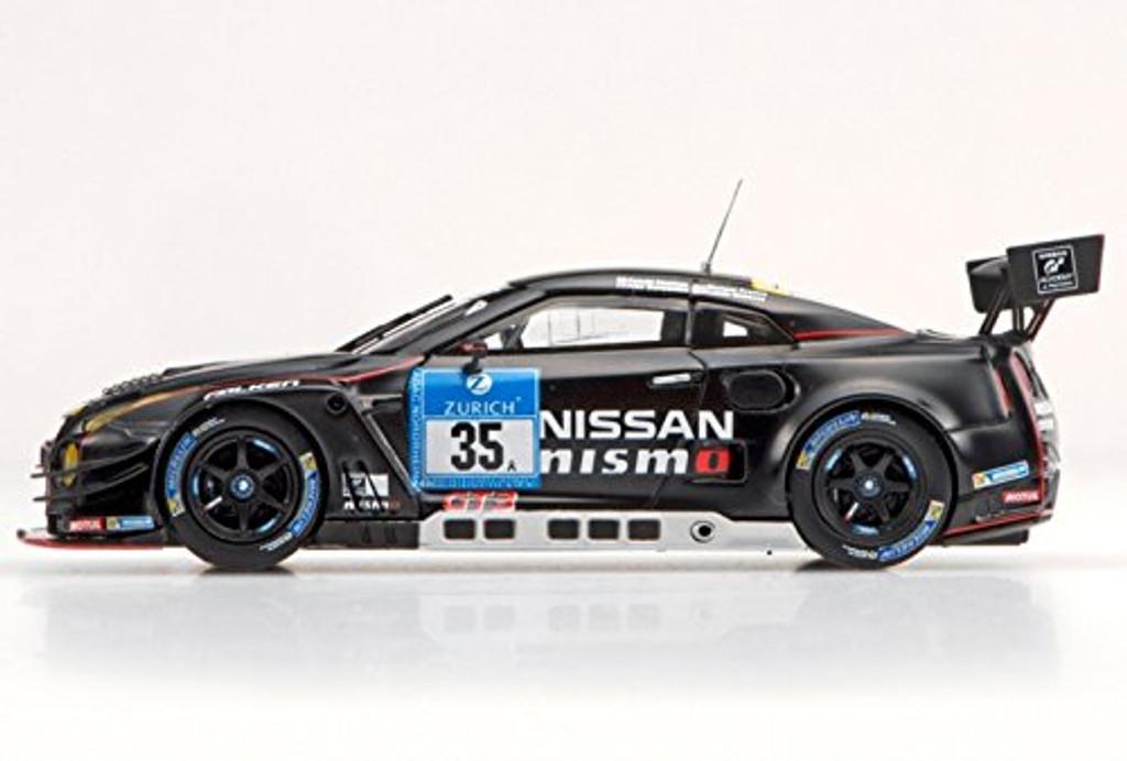 Ebbro 45481 NISSAN GT-R NISMO GT3 Nurburgring 24h Race 2015 No.35 1/43 scale