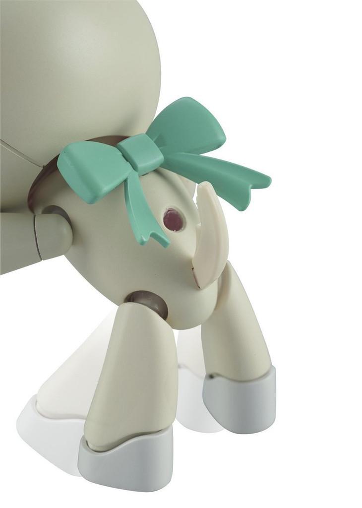 Bandai HG PETIT'GGUY 11 PETIT'GGUY WOOF WOOF WHITE & DOGCOS 1/144 scale kit