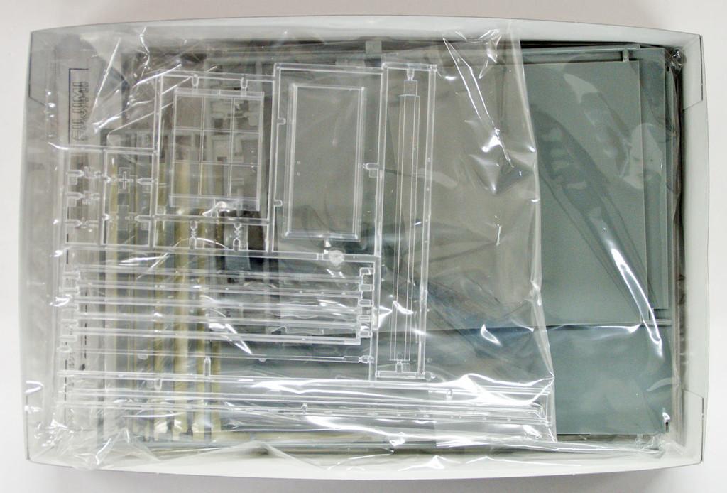Fujimi GT01 115047 Garage 1/24 scale kit
