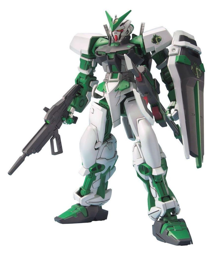 Bandai 584359 HG Gundam Seed Destiny Gundam Astray Green Frame 1/100 Scale Kit