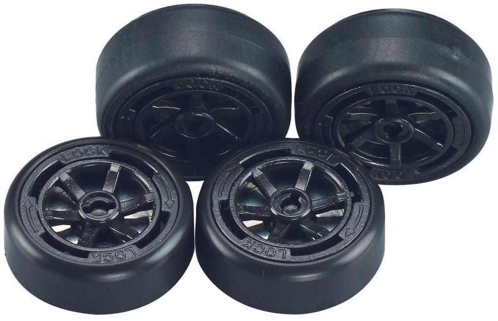 Bandai GEKI DRIVE CP-021 Tire Wheel Set 07 Gyro wheel 4549660153771