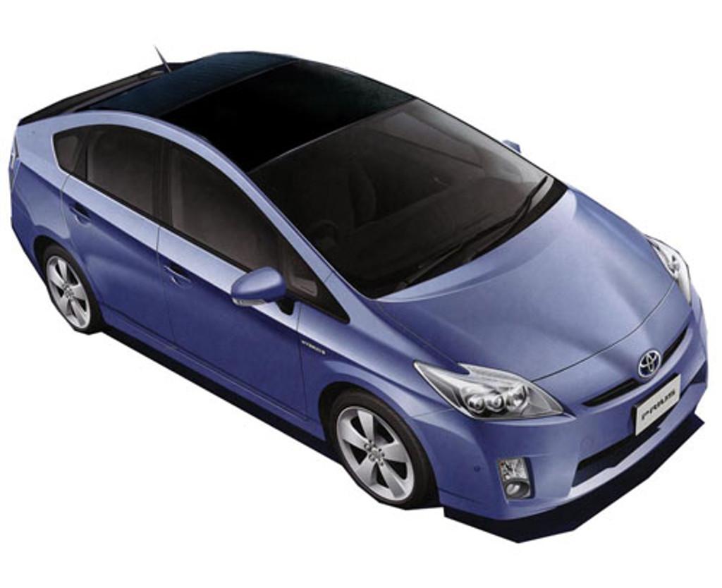 Fujimi ID-171 Toyota Prius S Touring Selection Solar Panel Type 1/24 Scale Kit
