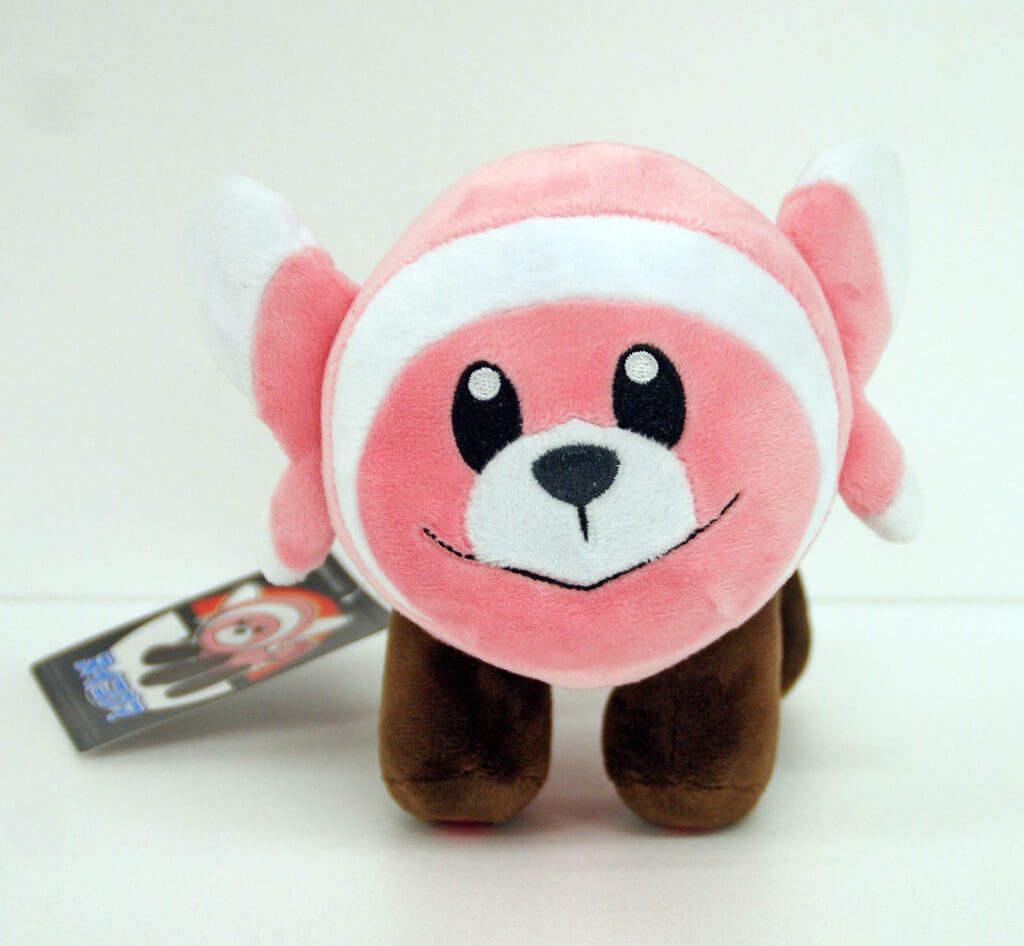 Pokemon Center Original Plush Doll Stufful (Nuikoguma) 318-