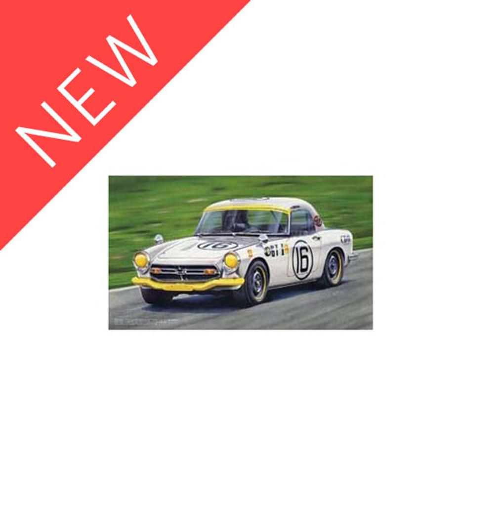 Fujimi ID-253 Honda S800 Race Version 1/24 scale kit