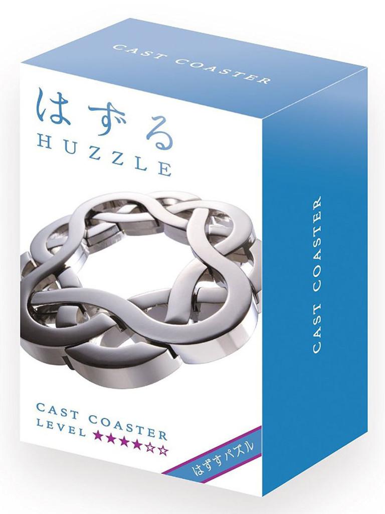 Hanayama Cast Huzzle (Puzzle) Cast COASTER