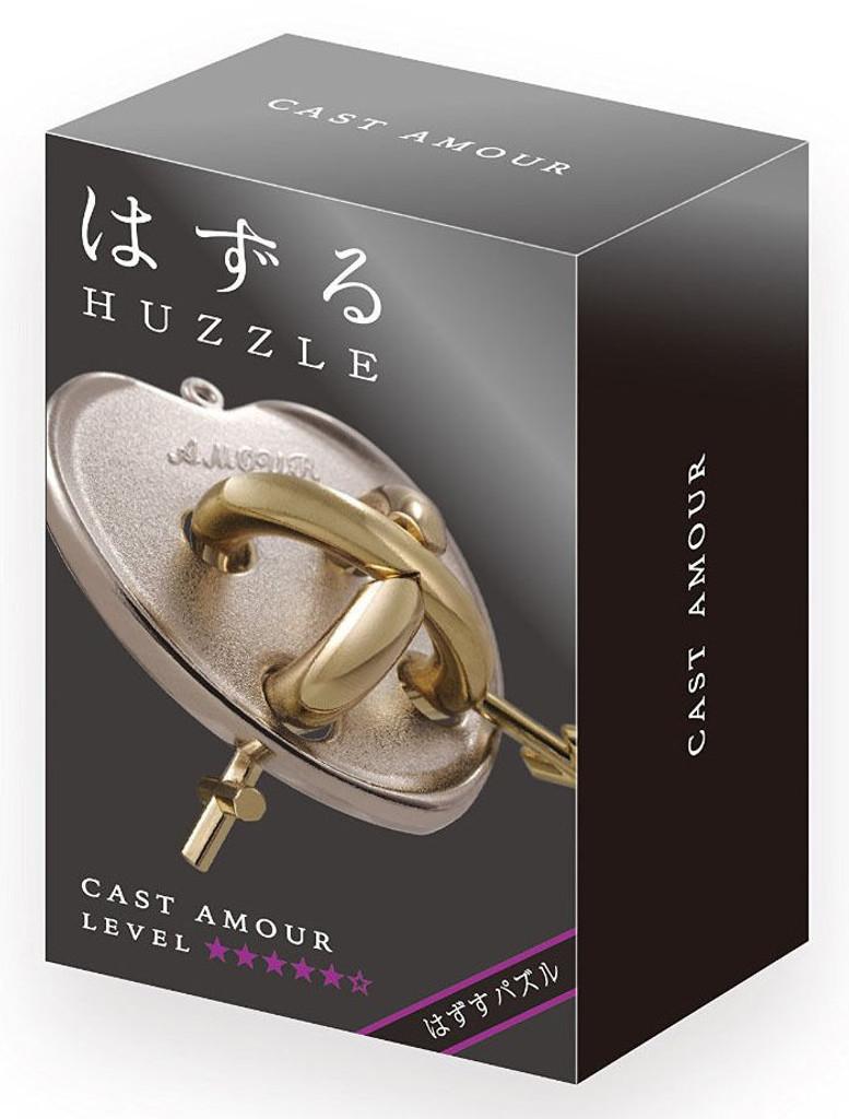 Hanayama Cast Huzzle (Puzzle) Cast AMOUR