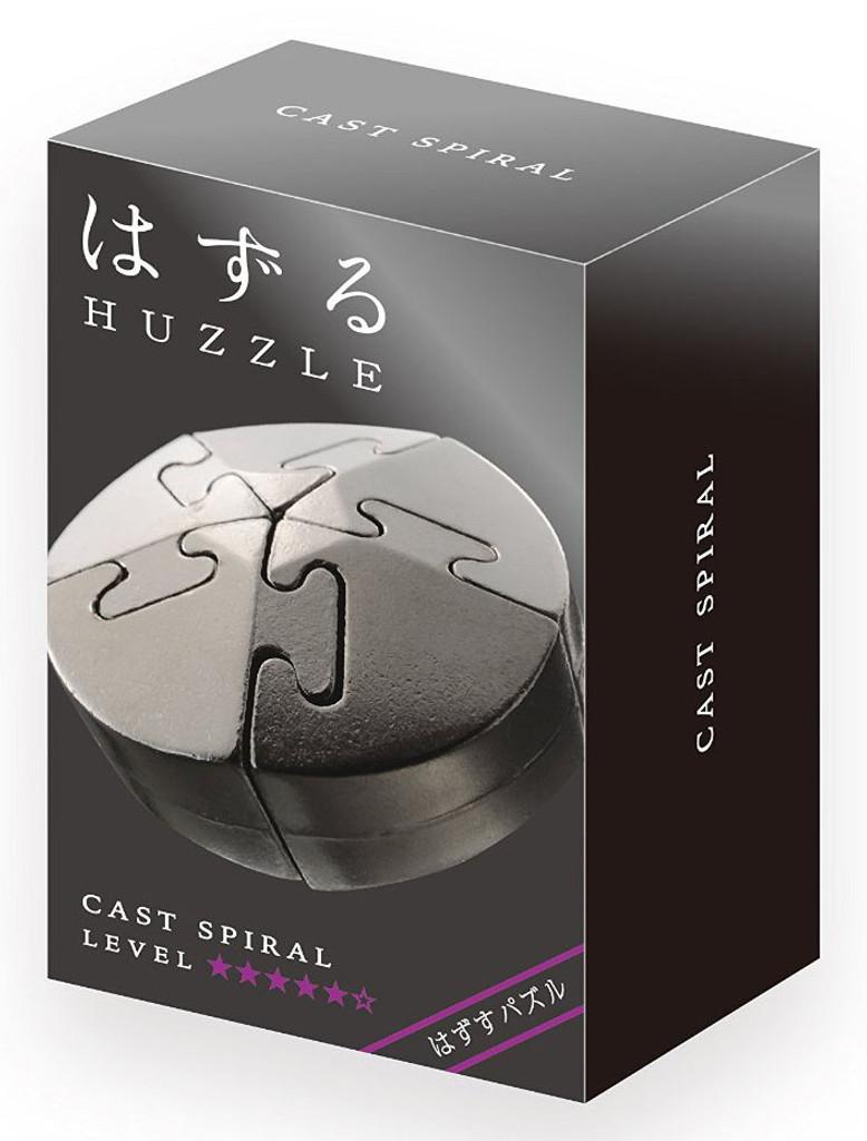Hanayama Cast Huzzle (Puzzle) Cast SPIRAL