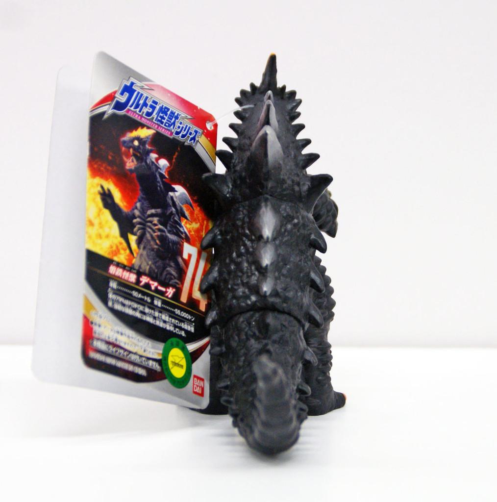 Bandai Ultraman Ultra Monster Series No.74 Demaaga Figure