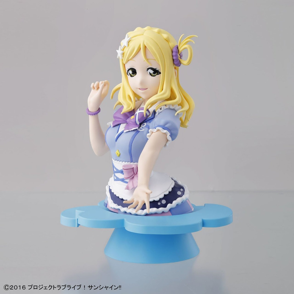 Bandai Figure-Rise Bust 018 LoveLive! Sunshine!! MARI OHARA 4549660156284