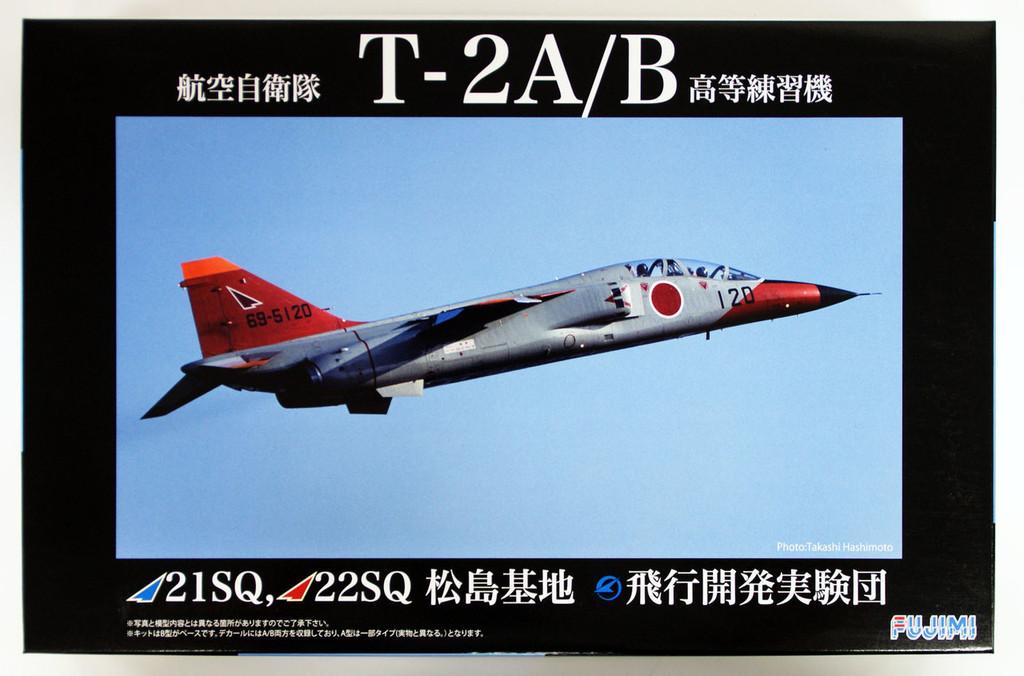 Fujimi 311166 JB-05 JASDF Mitsubishi T-2A/B Trainer Aircraft 1/48 scale kit
