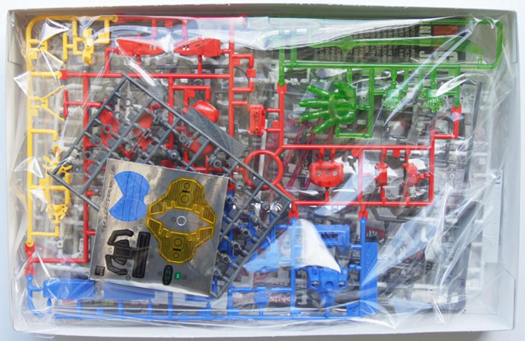 Bandai HGUC 127 Gundam GF13-017NJ SHINING Gundam 1/144 Scale Kit
